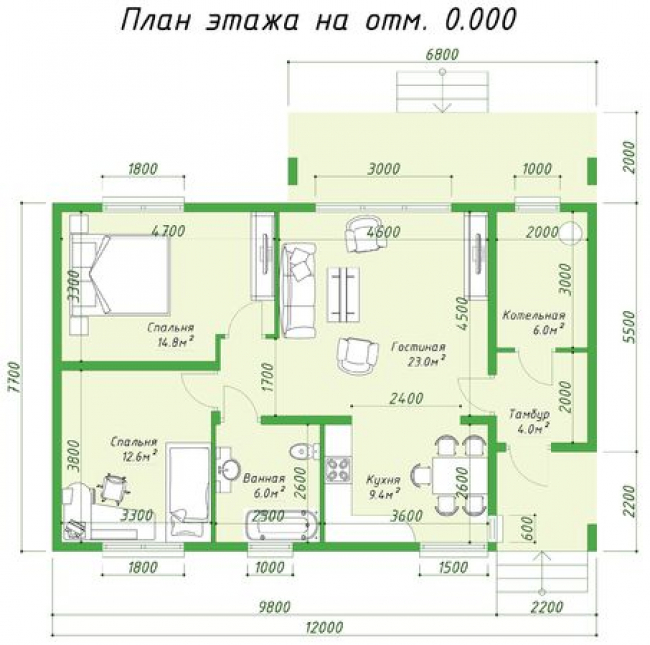Проект КД-305