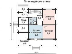Проект БД-132