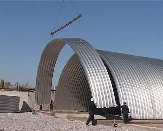 Строительство ангаров в Екатеринбурге