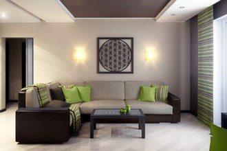 Дизайн интерьера квартиры в Екатеринбурге