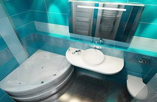 Фото варианты Дизайн ванной комнаты в Екатеринбурге