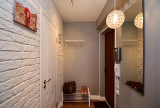 Дизайн коридора в Екатеринбурге