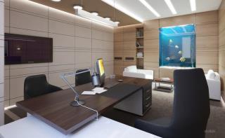 Фото варианты Дизайн интерьера офиса в Екатеринбурге