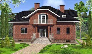 Проекты домов из кирпича 6х10 в Екатеринбурге