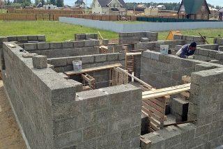 Строительство домов из опилкобетона в Екатеринбурге под ключ