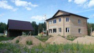 Строительство загородных домов в Екатеринбурге