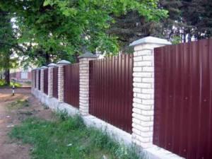 Строительство заборов в Екатеринбурге