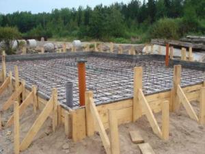 Строительство монолитных фундаментов в Екатеринбурге