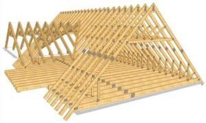 Строительство крыши дома в Екатеринбурге