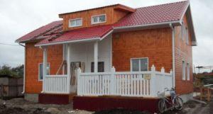 Строительство домов с отделкой под ключ в Екатеринбурге
