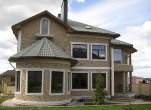 Строительство дома для постоянного проживания в Екатеринбурге
