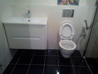 Ремонт туалета под ключ в Екатеринбурге