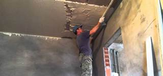 Ремонт потолка в Екатеринбурге