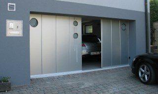 Фото процесса производства Откатные ворота гаражные в Екатеринбурге