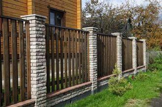 Заборы для дачи в Екатеринбурге
