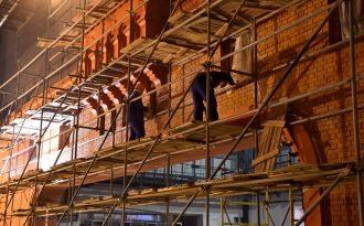 Реконструкция помещений здания