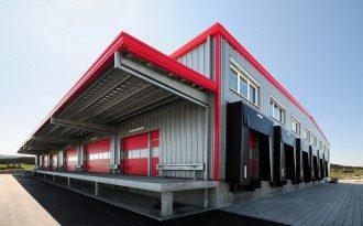 Строительство производственных зданий Екатеринбург