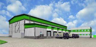 Строительство складов в Екатеринбурге