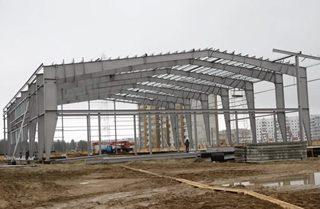 Фото Строительство спортзалов в Екатеринбурге