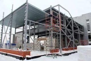 Строительство автосалонов в Екатеринбурге