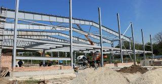Строительство торговых центров в Екатеринбурге