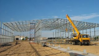 Строительство зернохранилища в Екатеринбурге