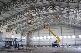 Строительство цехов в Екатеринбурге